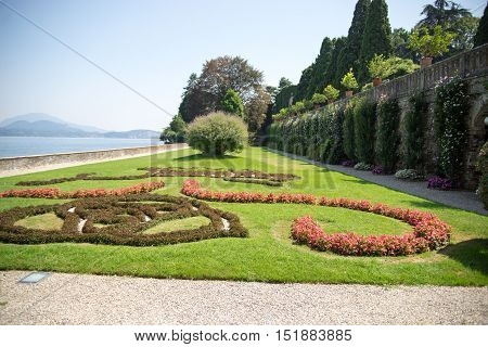 Isola Bella Villa And Garden