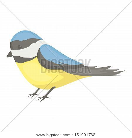 Parus icon in cartoon style isolated on white background. Park symbol stock vector illustration.