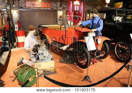 1919 Fournier Type B 146 Cyclecar