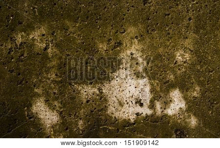 Concrete, concrete texture, wet concrete, concrete wall, old concrete, moss covered concrete, wet green concrete, concrete pattern
