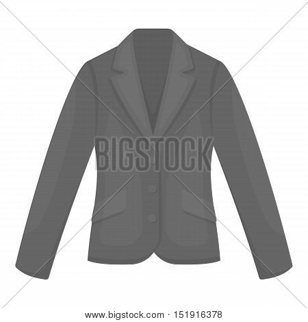 Business jacket icon of vector illustration for web and mobile design