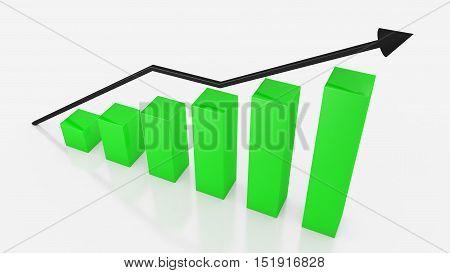 Rising Economy Graphic, Emerging Economy Graphic, Economy Graphic
