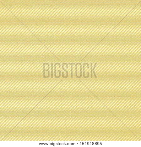 Seamless vector background with random elements. Tileable golden ornament. Dotted abstract background