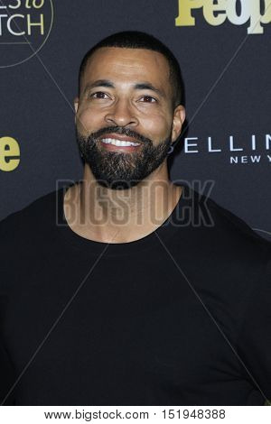 LOS ANGELES - OCT 13:  Timon Kyle Durrett at the People's One to Watch Party at the E.P. & L.P on October 13, 2016 in Los Angeles, CA