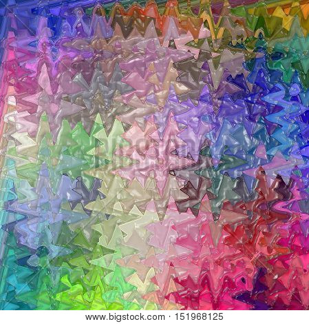 Abstract coloring background of the color harmonies gradient with visual spherize,lighting,wave and plastic wrap effects,good for your design