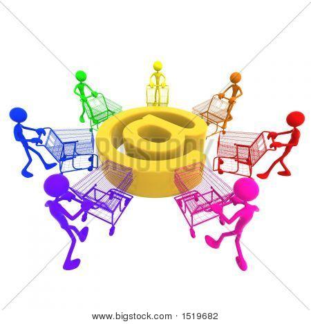Full Spectrum E Commerce Shopping Carts