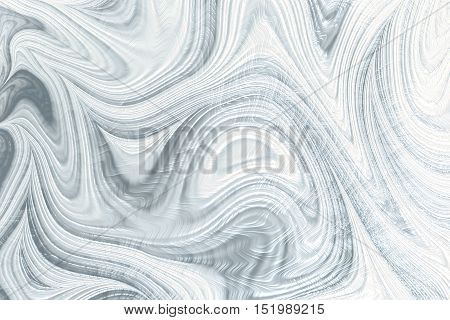 Abstract fractal texture - computer-generated image. Chaos waves and curves like surface texture of stone or wood. Digital marbling.