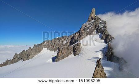 Climbing The Marbree Ridge