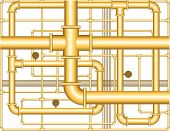vector pipes background