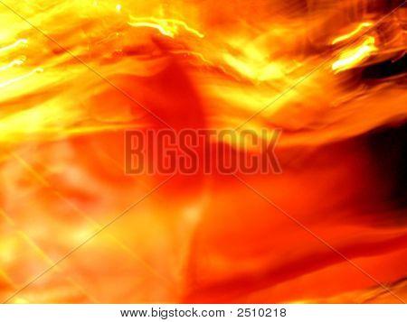 Foto Art Series - Firestorm 4904