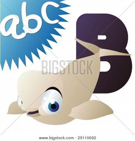 B is for Beluga