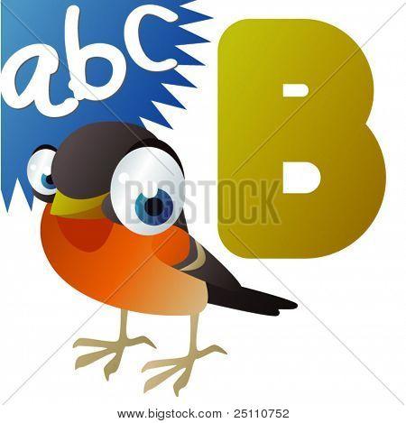 B is for Brambling