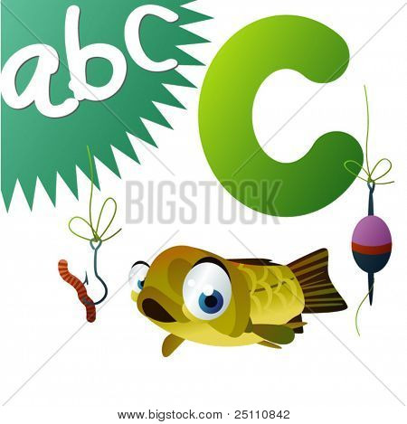 C is for Crucian