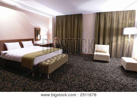 Hotel Badroom Interior