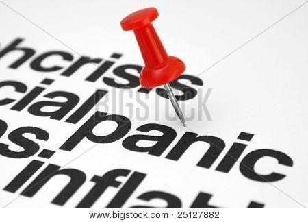 Panic And Crise