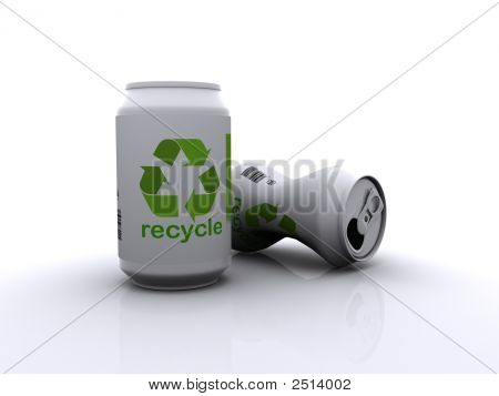 Recycle Aluminium Cans