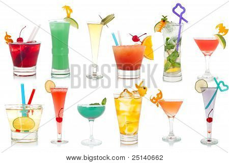 Fancy Drink Cocktails