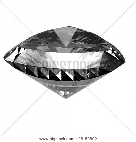 Jewelry gems shape of trillion