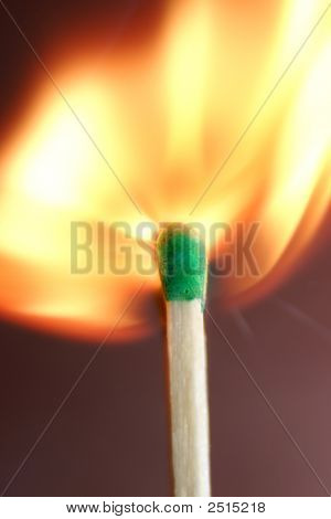 Exploding Match.