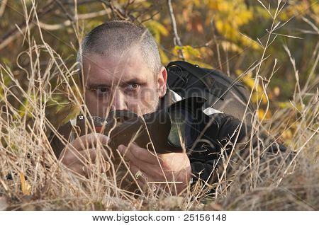 Photographer Hidden.