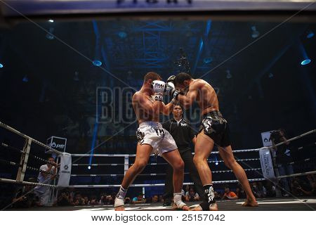 Thai Fight Muay Thai