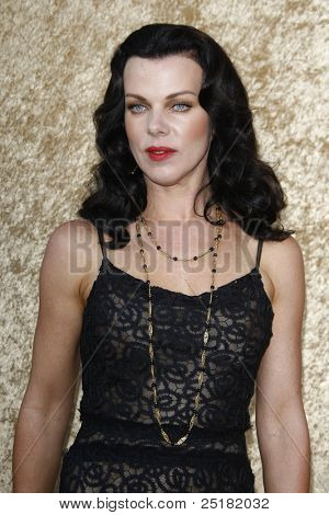 LOS ANGELES - JUNE 16: Debi Mazar at the premiere of 'Entourage' held at Paramount Studios on June 16, 2010 in Los Angeles, California