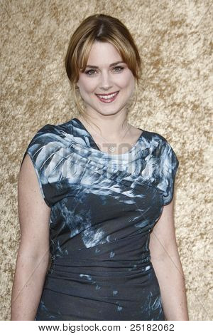LOS ANGELES - JUNE 16: Alexandra Breckenridge at the premiere of 'Entourage' held at Paramount Studios on June 16, 2010 in Los Angeles, California