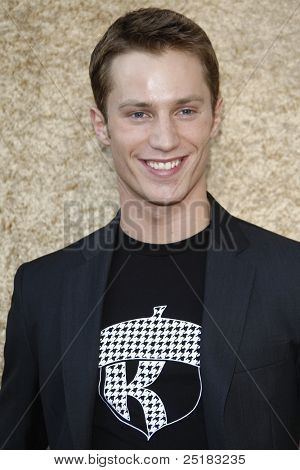 LOS ANGELES - JUNE 16: Jonathan Keltz at the premiere of 'Entourage' held at Paramount Studios on June 16, 2010 in Los Angeles, California
