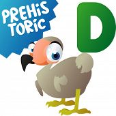 pic of dodo  - Prehistoric Animals - JPG