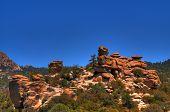 Chiricahua National Monument poster