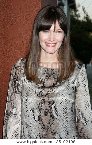 LOS ANGELES - SEP 6:  Annika Peterson arriving at the