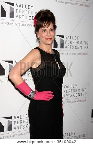 LOS ANGELES - JAN 29:  Jane Kaczmarek arrives at the Valley Performing Arts Center Opening Gala at California State University, Northridge on January 29, 2011 in Northridge, CA