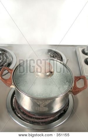 Steaming Pot