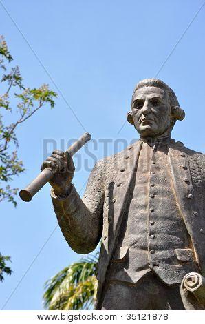 Capitán James Cook