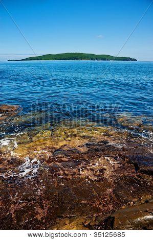 Bay On Russian Island