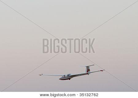 Gliders at Bucharest International Air Show & General Aviation Exhibition