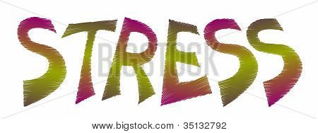 Stress-logo