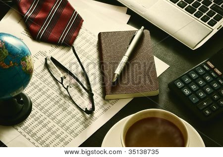 Business & Office Still Life