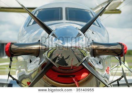 Propeller Aircraft