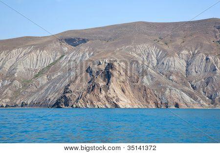 Kara Dag Rocks