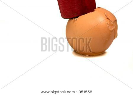 Breaking An Egg