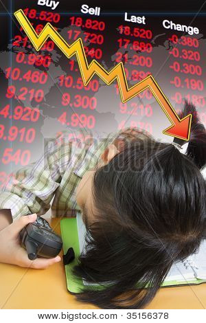 Stock Market Crashing