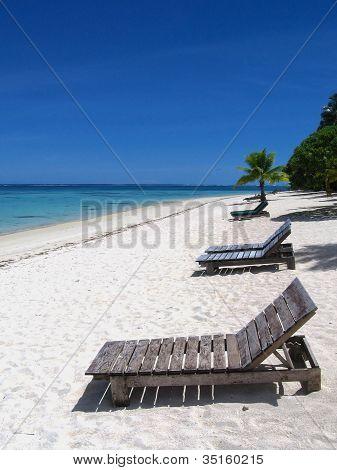 Beach Chair Paradise