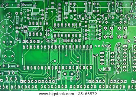 Printed Circuit Board : PCB