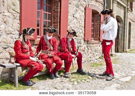 Reenactment Musicians