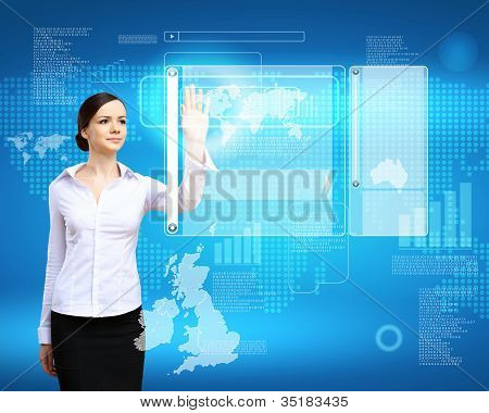 Virtual technology in business