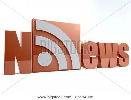 News Feed Symbol