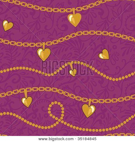 Golden Chains Pattern
