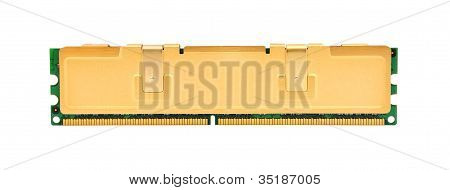 Gold Ram