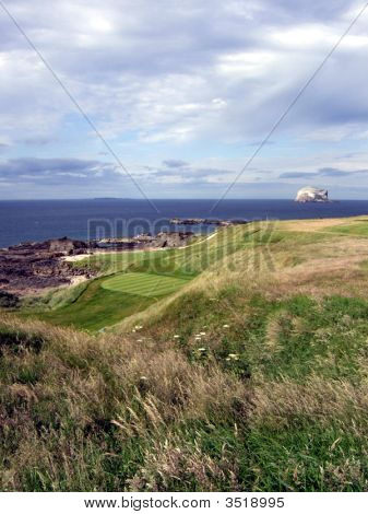 Scottish Golf Course